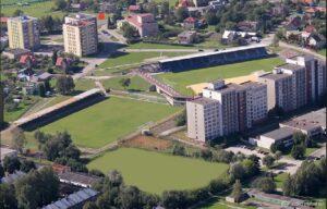 _mfk havířov stadion